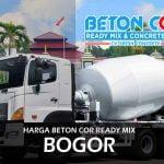 harga beton cor ready mix dan sewa pompa beton di bogor