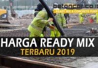 harga ready mix terbaru 2019
