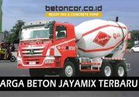 harga beton jayamix